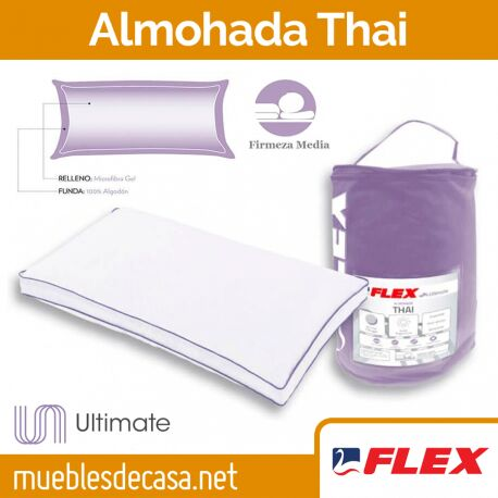 Llévate los Productos de Almohadas Thai Flex Online Aquí